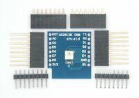 WeMos D1 Mini, Mini Pro Compatible & Shields (Now with Triple Base and ESP32)