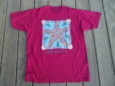 Vintage 90's Sunset Beach North Carolina T-Shirt Xl Summer myrtle Screen Stars