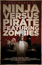 Ninja Versus Pirate Featuring Zombies (The How to End Human Suffering Series)