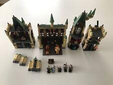 LEGO set 4842 Harry Potter Hogwarts Castle INCOMPLETE