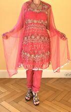 Indische Kleidung Bollywood Damen Mit Glitzsteinen