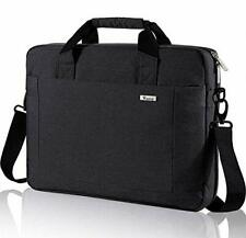 Voova Laptop Bag Case 17 17.3 Inch Computer Sleeve Messenger Bag with Shoulder