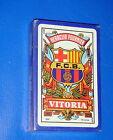 Cartas heraclio Fournier Baraja de cartas Futbol F.C.Barcelona-nuevas