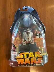 Hasbro Star Wars Revenge of the Sith R4-P17 (Rolling Action!) #64 (68) 2005
