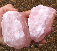1 x Extra Large Raw Rose Quartz Crystal. Ref:LRRQ crystals minerals