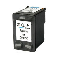 For HP 21 XL Black Ink Cartridge Officejet J3680 4315 Deskjet F4180 F380 3930