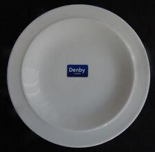 White Denby Pottery
