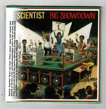 CD : SCIENTIST & PRINCE JAMMY-big showdown    (new & sealed)  reggae dub