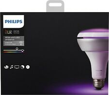 NEW Philips HUE White and Color Ambiance Single Bulb (2nd Generation)