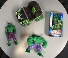 Incredible Hulk Action Figure Lot