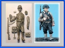 Series 77 A11 , US Army Infantry WWII , 90mm scale, kit  (Loc = C2)