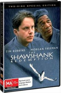 Shawshank Redemption, The  - Special Edition DVD
