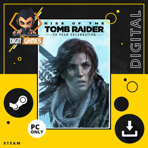 Rise of the Tomb Raider 20 Year Celebration - Steam Key / PC Game