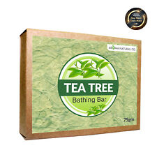 Tea Tree Soap For Anti Fungal And Anti Bacterial Soap For Acne & Itch Soap 75g