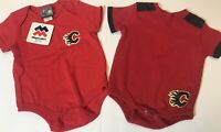 New Calgary Flames 9M Sleeper and Pre-owned 9M Sleeper