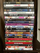 Dvd Movies - Pick & Choose! Buy Multiple for discounts and Bundled Shipping!