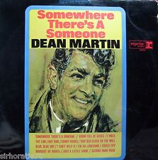 DEAN MARTIN Somewhere There's A Someone LP 1966
