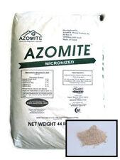 Azomite 8 oz Organic Trace Mineral Powder - Omri natural fertilizer soluble