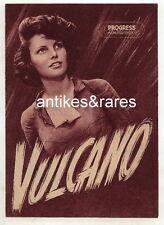 Filmprogramm: Vulcano, Nr. 7/54