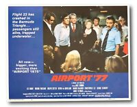 """ Airport '77 "" Original 11x14 Authentic Lobby Card 1977 Poster #3 Jack Lemon"
