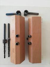 Set Attrezzo Dima a Filo per cerniere Anuba 13 struttura in legno SASSBA