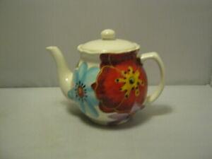 """Laurie Gates Teapot """"LIZA"""" Designed in California"""