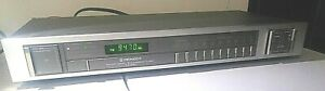 Pioneer TX-950 AM/FM Tuner Digital Synthesized Audio Component Tested & Working