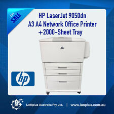 HP LaserJet 9050 9050DN 50ppm A3 w/Network + 2000-sheet Tray With 6-month wty