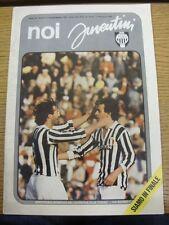 1983 Juventus: non JUVENTINI-ufficiale tifosi CLUB RIVISTA MENSILE PER APR