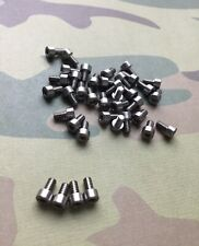 Spyderco Para 3 - Top Grade Titanium Military Scale Screws