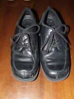Sperry Top Sider 1.5M Black Oxford Dress Shoes Boys Youth Captain LTT Wedding Ch