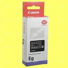 Genuine Canon Eg-D Focusing Screen EgD for Digital Camera EOS 6D 5D Mark II Mk 2