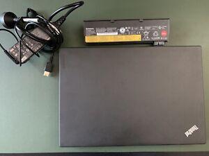 ThinkPad T460 Core i5 6300U / 16 GB RAM / 480 GB SSD