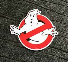 Ghostbusters Stickers Waterproof and UV resistant PVC sticker (60mm x 80mm)