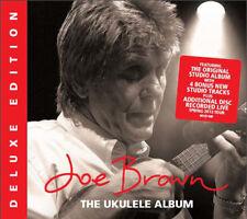 JOE BROWN THE UKULELE CD NEU DELUXE EDITION