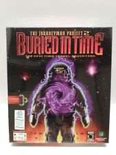 The Journeyman Project 2: Buried in Time (PC, 1995) Brand New Still Sealed