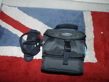 Swordfish Andes Camcorder/Camera Holdall with zipped compartments Blue