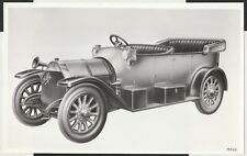 ALFA ROMEO 24 HP CASTAGNA TORPEDO 1910 FACTORY PRESS PHOTOGRAPH FOTOGRAFIA FOTO