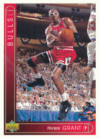 Horace Grant 1993-94 Upper Deck #101 Chicago Bulls Basketball Card