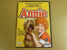 DVD / ANNIE ( ALBERT FINNEY, CAROL BURNETT... )