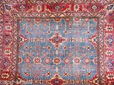 277 x 219 cm kaukasische  Afghan orientteppich kazakh rug Carpet  ziegler Nr:502