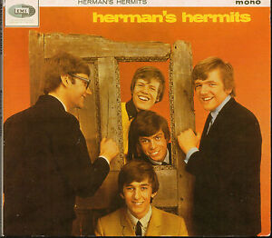 HERMAN'S HERMITS - Herman's Hermits (CD 1997) UK Edition MONO