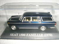 SEAT 1500 FAMILIAR , 1970 , IXO / ALTAYA