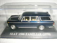 SEAT 1500 FAMILIAR , 1970 , IXO / ALTAYA