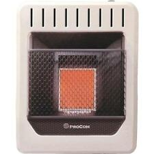 10,000-BTU ProCom Vent-Free Infrared Plaque LP Gas Propane Wall Heater