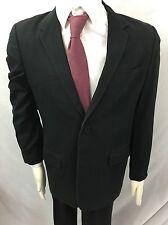 Calvin Klein Collection Black Blazer Jacket 40 regular mens made in Italy