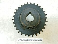 """Sprocket    50 pitch    30 tooth    1-7/16"""" bore   Martin  50BS30 1 7/16"""