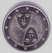 FINLANDIA 2006 - 2 EURO com-100yr PARLAMENTO Reform (UNC)