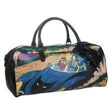 DC Comics Vbm-wb Vintage Batman Weekend Bag Suitcase 54 Cm Black