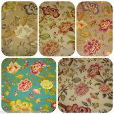 Telas y tejidos florales para costura y mercería 135 cm